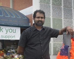 Otago Muslim Association chairman Mohammed Rizwan is helping to organise a public open day at Al...
