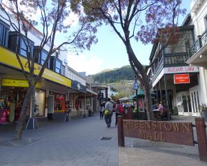 A planned upgrade of The Mall in Queenstown has been pushed out of the Queenstown Lakes District...