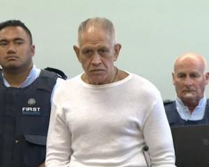 Malcolm Rewa was sentenced today for the murder of Susan Burdett. Photo: NZME