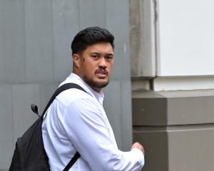 Steven Campbell-Paniona has moved to Auckland since sexually abusing his friend. Photo: Staff...