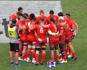 The Sunwolves are reportedly being dumped from Super Rugby. Photo: Getty Images