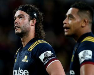 Tom Franklin and Shannon Frizell will both take the field for the Highlanders against the Blues...