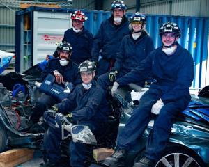 Wanaka's road crash rescue team is close to reaching its fundraising targets for its trip to the...