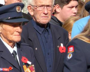 Former Clinton man and World War 2 Royal NZ Navy rating Bob Macfie (94) was the oldest remaining...
