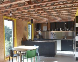 After designing passive houses for his clients, architect Rafe Maclean wanted to experience the...