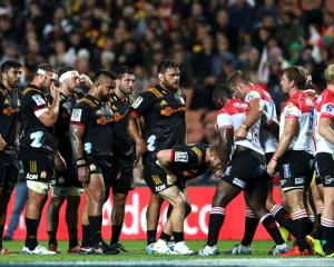 The Lions have admitted to deceiving the Chiefs before their match last week. Photo: Getty Images