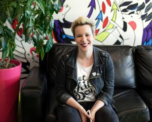 PledgeMe co-founder Anna Guenther is back in Dunedin for Easter and is holding a crowdfunding...