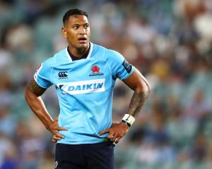 Israel Folau. Photo: Getty Images