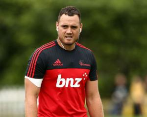 Israel Dagg. Photo Getty