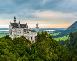 Neuschwanstein Castle in Bavaria, Germany. Photo: Getty Images