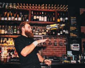 "The Sundeck bartender William Prior was named best bartender and ""supreme crew member'' at the..."