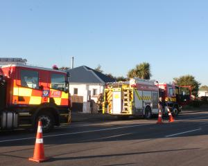 Fire crews were called to a Tweed St property in Invercargill this afternoon after a family came...