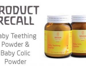 Weleda is recalling two of its products over possible plastic contamination. Photo: Supplied