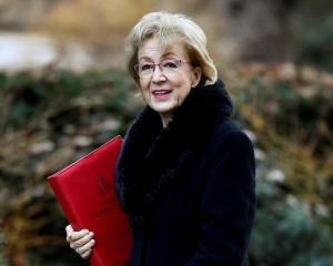 Andrea Leadsom. Photo: Reuters