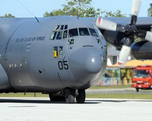 RNZAF Hercules C130