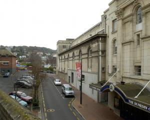 The Dunedin Centre. ODT file photo