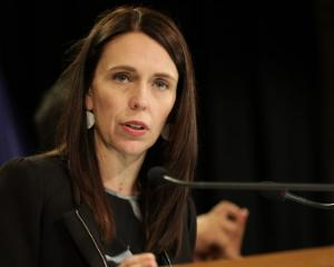 Jacinda Ardern said the problems highlighted by the report need to be rectified. Photo: RNZ