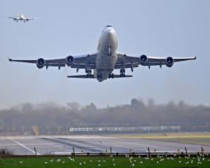 "Britain's Civil Aviation Authority says it considered the event to be an ""extraordinary..."