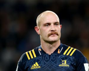Highlanders and Otago utility back Matt Faddes. Photo: Getty Images