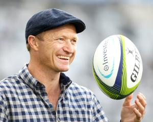 Tony Brown could be on his way back to Dunedin. Photo: Getty Images