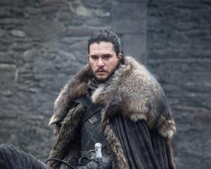 Kit Harrington as Jon Snow in Game of Thrones. Photo: Supplied