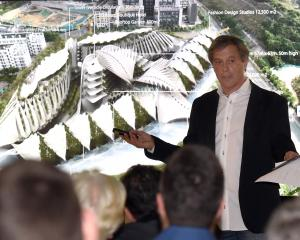 Business leader and innovator Ian Taylor reflects on the design of a huge new building for a...