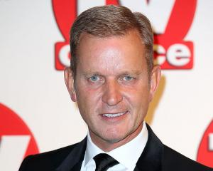Television host Jeremy Kyle. Photo: Getty Images