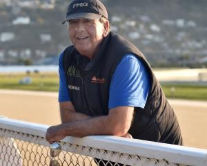 Forbury Park Trotting Club track manager Ken Macfarlane has been crowned the country's racecourse...