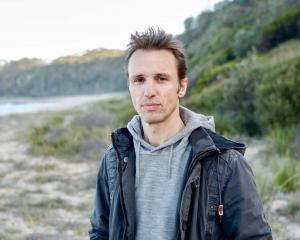 Markus Zusak. Photo: Supplied