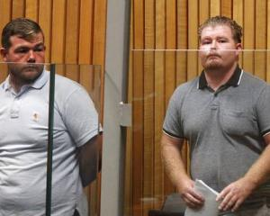 British men Patrick (left) and Johnny Quinn pleaded guilty to being part of a roofing scam. Photo...