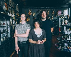 Screaming Females play The Cook next Saturday. Photo: Farrah Skeiky