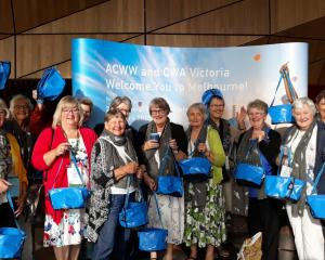 Rural Women New Zealand delegates attended the recent Associated Country Women of the World (ACWW...