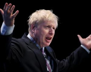 Boris Johnson. Photo: Reuters