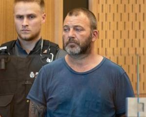 Philip Arps at a previous court appearance. Photo: NZ Herald