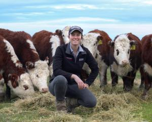 Lisa Bonenkemp is in the New Zealand team taking part in next year's Young Breeders Competition....