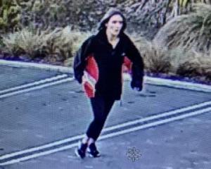 The unknown female entered a business premises wearing a NZ Couriers top about 4pm and took a...