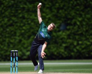 Dean Foxcroft has signed to play for Otago next summer. Photo: Getty Images
