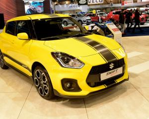 Suzuki's Swift has a low safety rating and would be banned from importation under the proposed...
