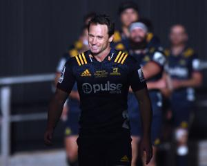 Ben Smith is back in the number 15 jersey. Photo: Getty Images