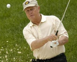 Jack Nicklaus: 'The Golden Bear'