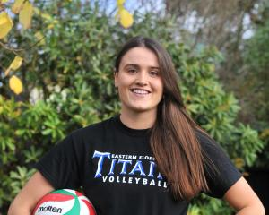 Otago's Maddy Campbell was named in the tournament team during the recent provincial...