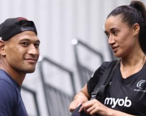 "Netball NZ stood by their player and said: ""Maria Folau has not breached NNZ policy. Photo: Getty..."