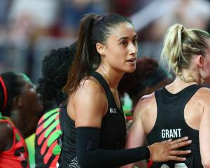Maria Folau is set to move to Australia but remain eligible for the Silver Ferns. Photo: Getty...