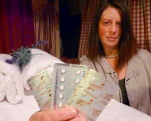 Brighton massage therapist Jemima Pedro-Davison says a recent Pharmac decision to swap her proven...