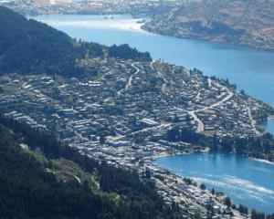 Queenstown is a popular tourist destination year-round. Photo: ODT files