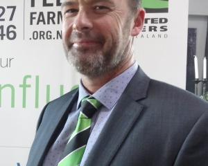 Jason Grant has been returned for another term as South Canterbury Federated Farmers president....