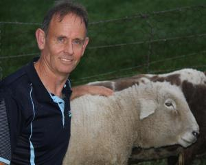 Clutha Vets veterinarian Andrew Roe is facilitating the Beef + Lamb New Zealand Southland Farmer...