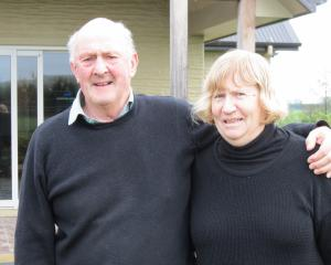 Neil McCrostie will celebrate 50 years in the livestock industry next year, with wife June...