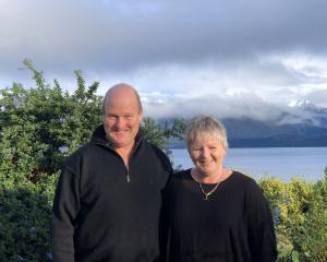 Carolyn and Andrew Clegg are shearing contractors in Te Anau and Mrs Clegg is the New Zealand...