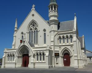 St Paul's Presbyterian Church, Oamaru. Photo: Wikipedia Commons